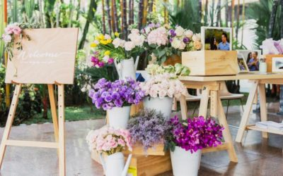 ULTIME TENDENZE: FLOWER BAR